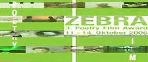 Zebra Poetry Film Award 2006 (MOV 1,7MB)